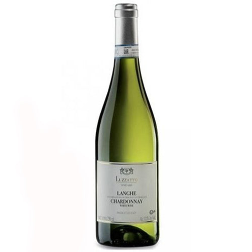 Luzzatto Langhe Chardonnay Kosher White Wine - (750ml)