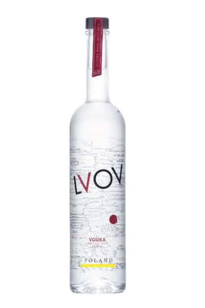 Lvov Potato Vodka (1L)