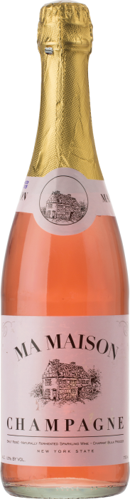 Ma Maison Sparkling Champagne Rose (750ml)