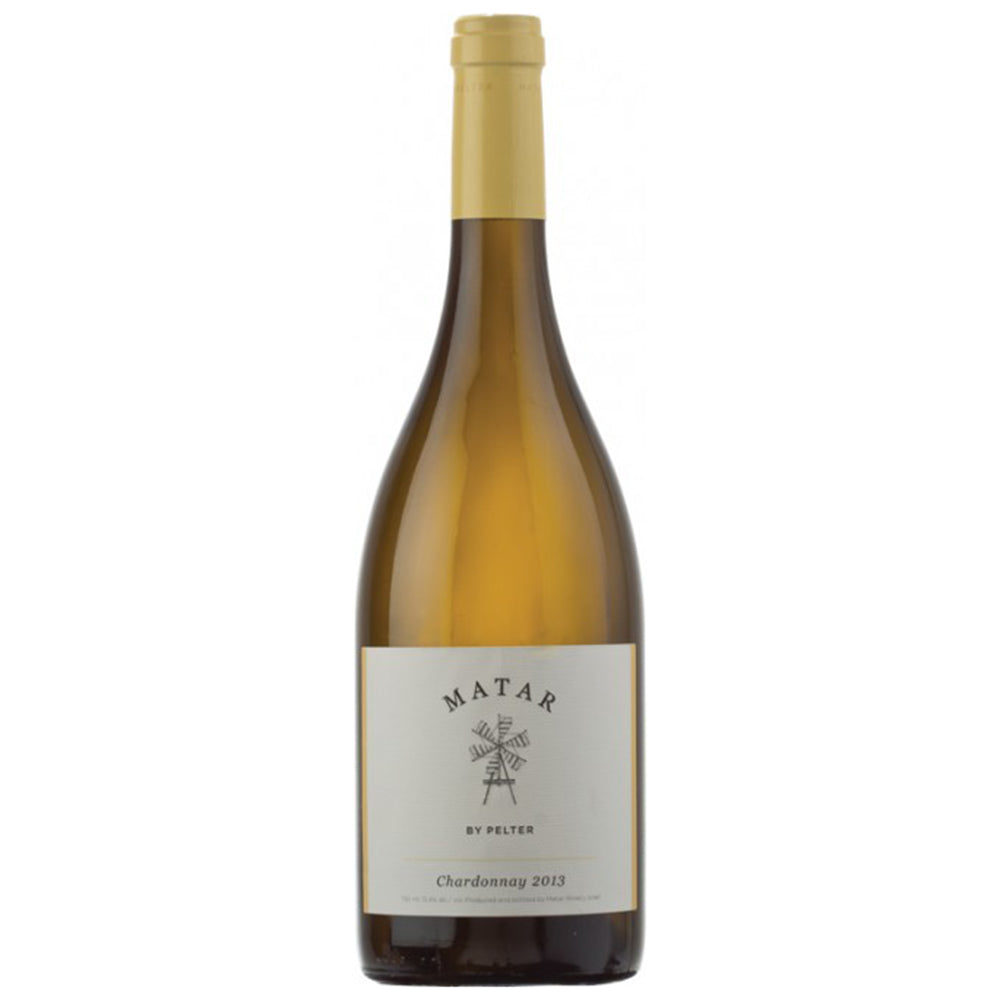 Matar Chardonnay 2016 Kosher White Wine - (750ml)