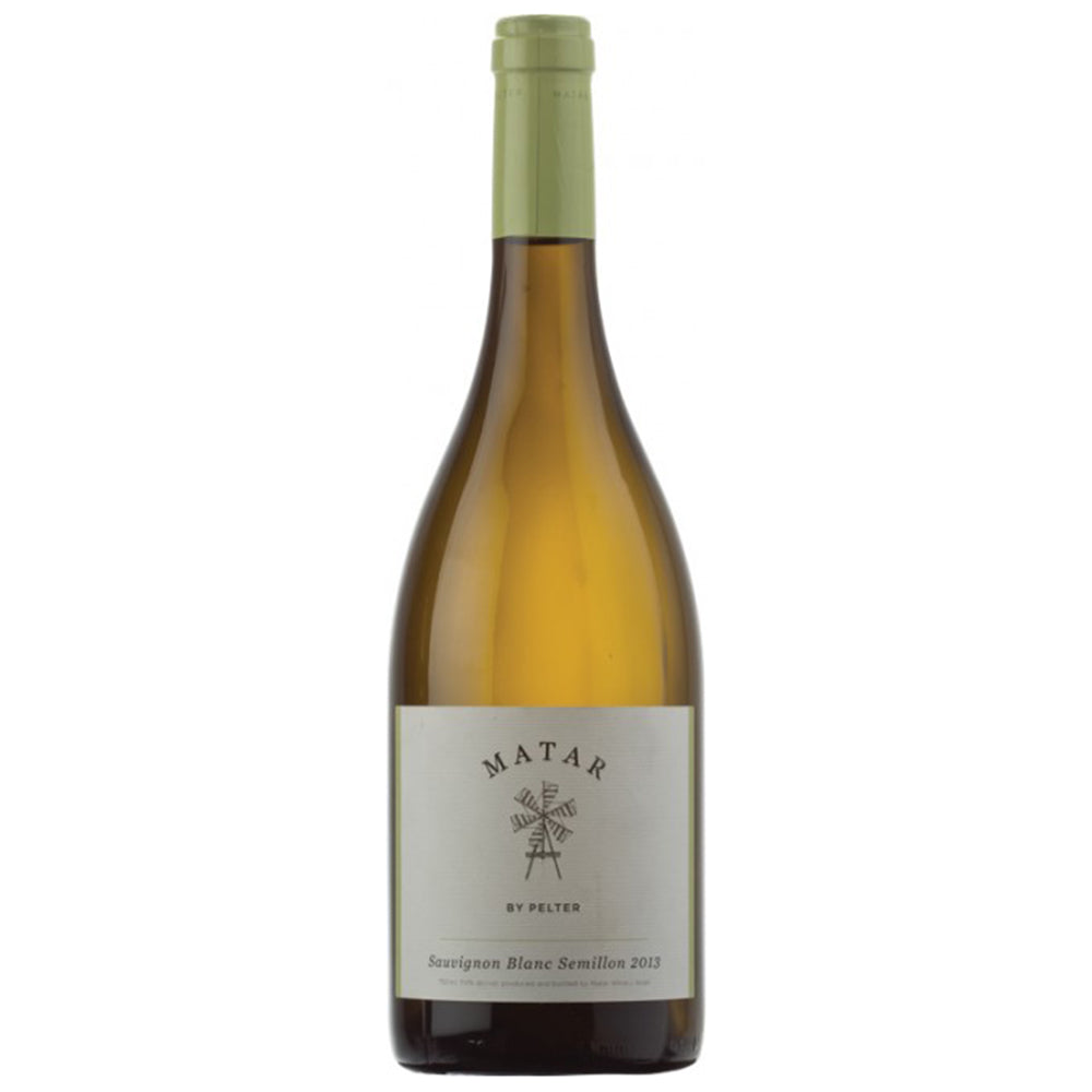 Matar Sauvignon Blanc Semillon 2014 Kosher White Wine - (750ml)
