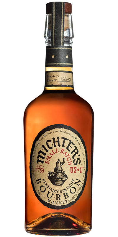 Michters Small Batch Unblended American Whisky (750ml Bottle)