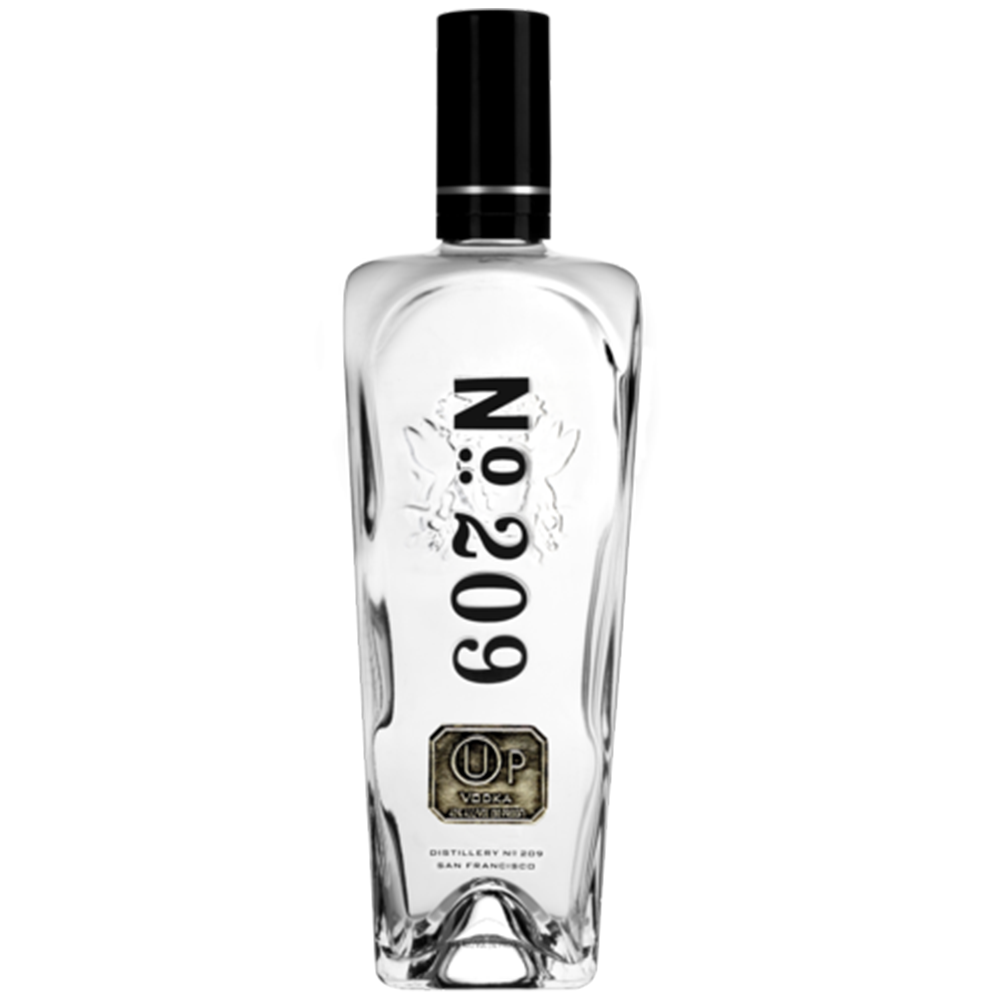 Distillery No. 209 Vodka Kosher For Passover -  (750ml Bottle)