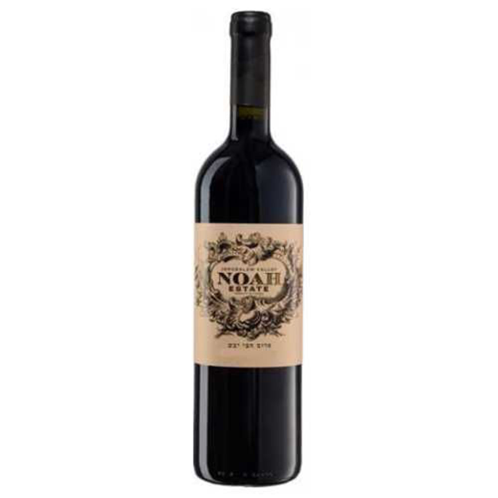 Noah Estate Cabernet Sauvignon 2018  Kosher Red Wine - (750ml)