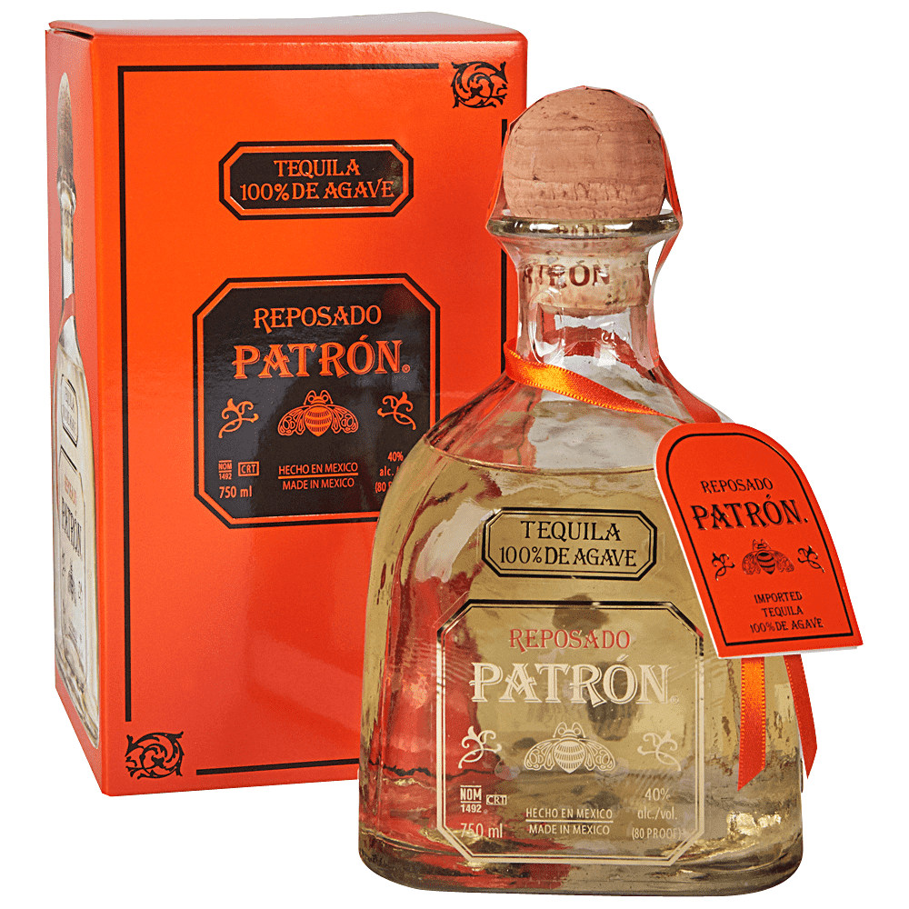 Patron Tequila Reposado (750ml)