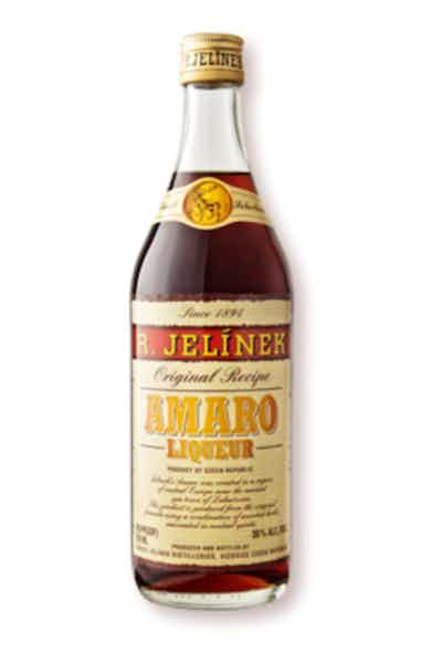 R. Jelinek Amaro Liqueur - (750ml Bottle)