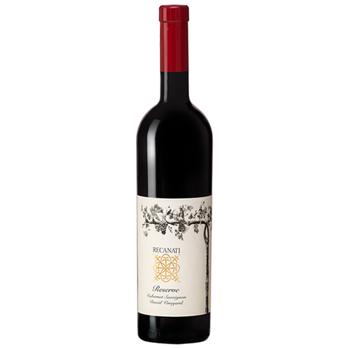Recanati Reserve Cabernet Sauvignon David's Vineyard Kosher Red Wine - (750ml)
