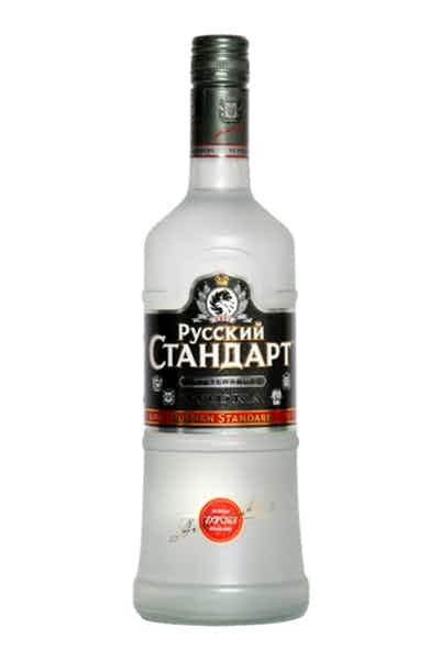 Russian Standard Vodka (1.75L) (POS)