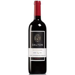 Dalton Estate Mevushal Cabernet Sauvignon 2017 Kosher Red Wine - (750ml)