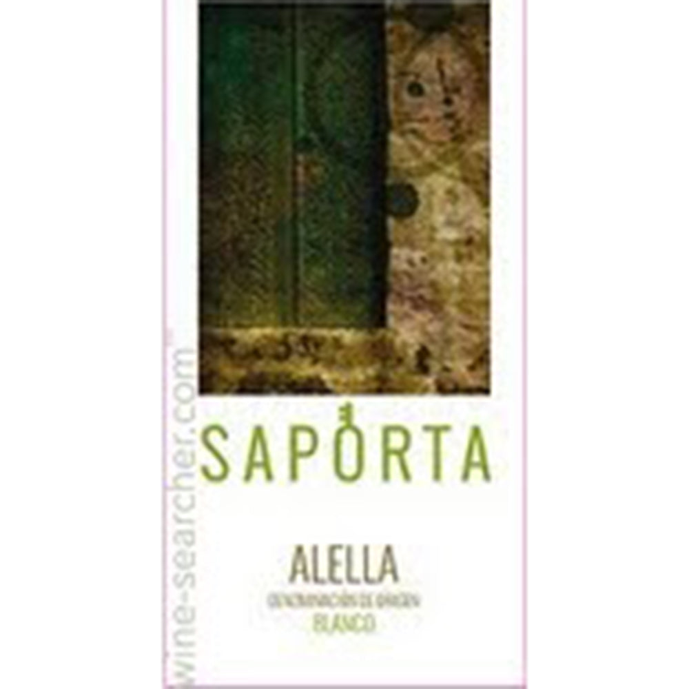 Saporta Alella Blanco 2012 Kosher White Wine - (750ml)