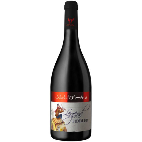 Shiloh Legend Fiddler Kosher Dry Red Wine - (750ml)