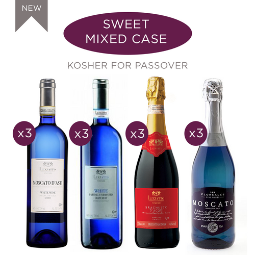 New Year Sweet Wine Mixed Case