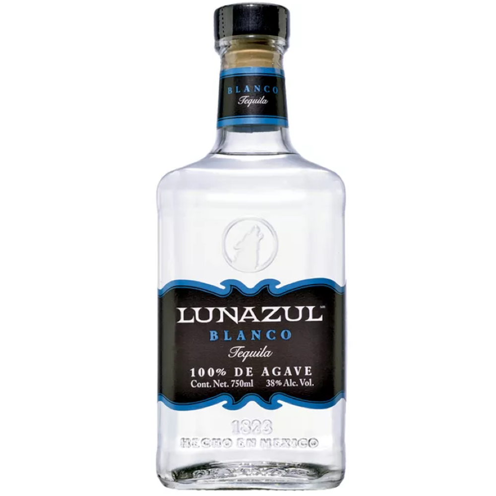 Lunazul Blanco Tequila - (750ml Bottle)