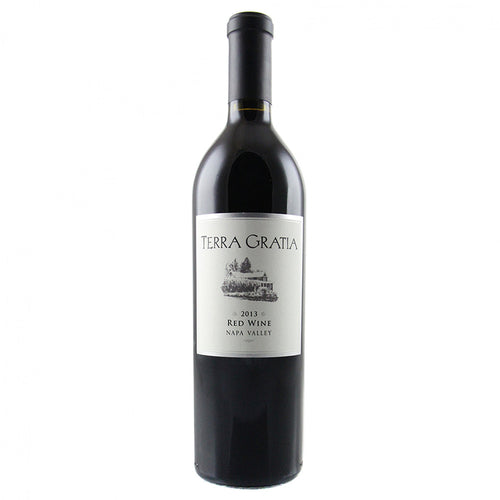 Terra Gratia Red Wine Napa Valley (750ml) Kosher Wine