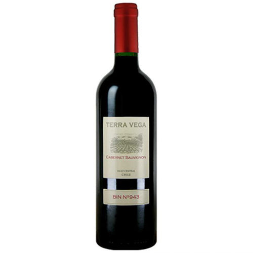 Terra Vega Cabernet Sauvignon 2018 Kosher Red Wine - (750ml)