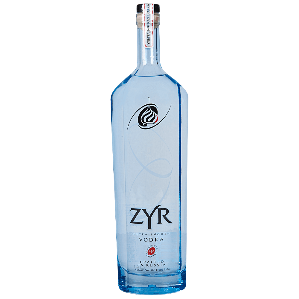 ZYR Ultra Smooth Vodka (750ml)
