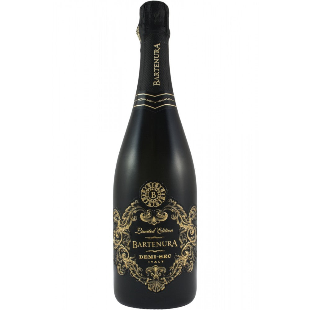 Bartenura  Limited Edition Demi Sec (750ml) Kosher sparkling Champagne