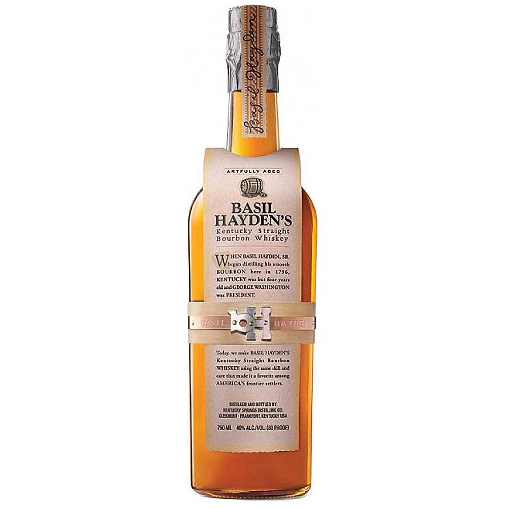 Basil Hayden's Kentucky Straight Bourbon Whiskey (750ml bottle)