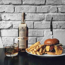 Basil Hayden's Kentucky Bourbon Whiskey in a Restaurant