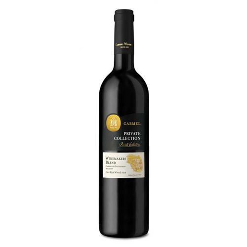 Carmel Private Collection Winemakers Blend 2018 Red Dry Wine