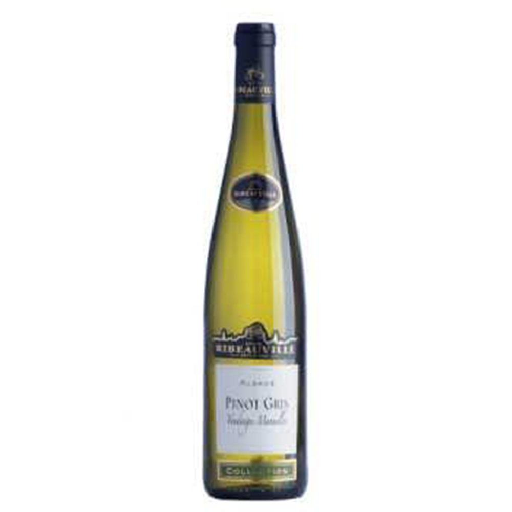 Cave De Ribeauville - Giersberger Pinot Gris 2013 Kosher White Wine- (750ml)