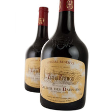 Cellier des Dauphins Special Reserve Kosher Red Wine - (750ml)