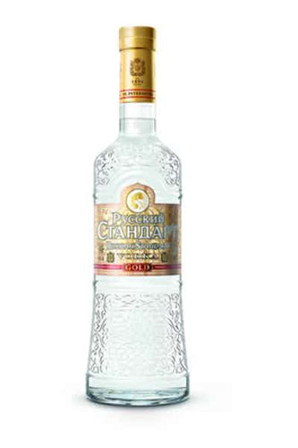 Russian Standard Gold Vodka (1L)