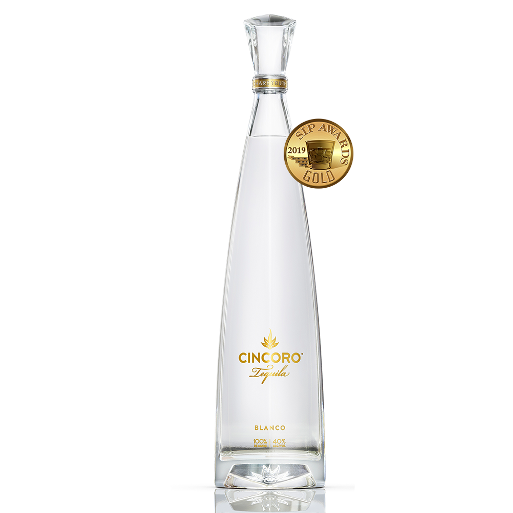 Cincoro Blanco Tequila - (750ml)