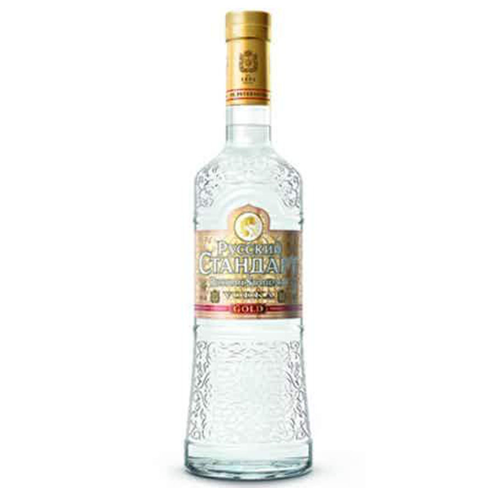 Russian Standard Platinum Vodka 750ml
