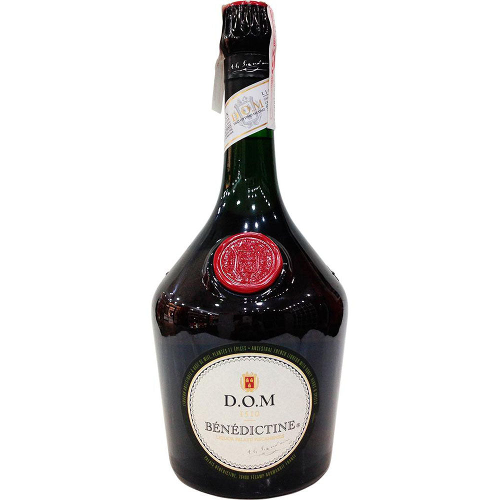 Benedictine D.O.M Liqueur - (1LR Bottle)