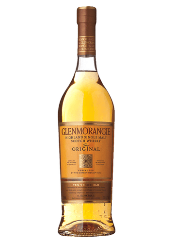 Glenmorangie Single Malt Scotch Whisky 10 Years (750ml)