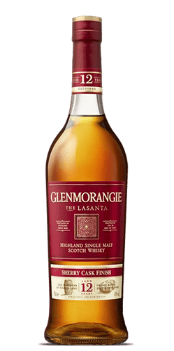 Glenmorangie Single Malt Scotch Whisky 12 Years Lasanta (750ml)