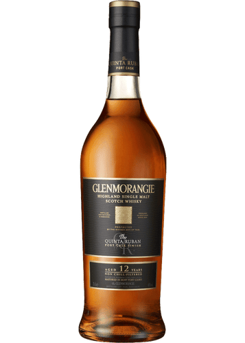 Glenmorangie Single Malt Scotch Whisky 12 Years Quinta Ruban (750ml)