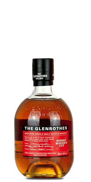 The Glenrothes Speyside Single Malt Scotch Whiskey Makers Cut (750ml)
