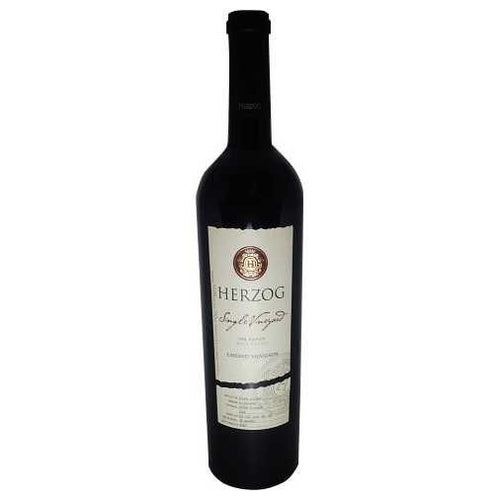 Herzog Single Vineyard Calistoga Napa Valley Cabernet 2016 (750ml)
