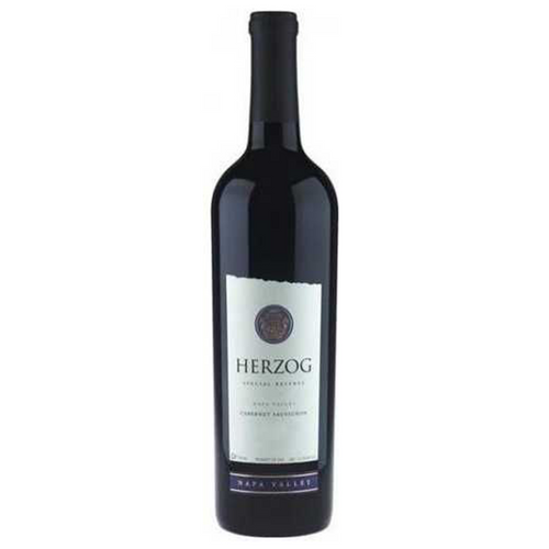 Herzog Special Reserve Napa Valley Cabernet Sauvignon 2016 Kosher Red Wine - (750ml)