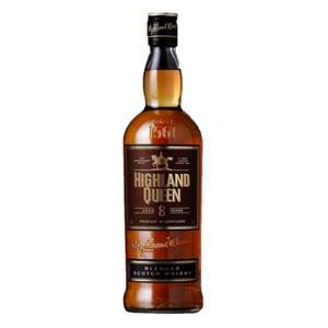 Highland Queen Blended Scotch Whisky 8 Year (750ml Bottle)