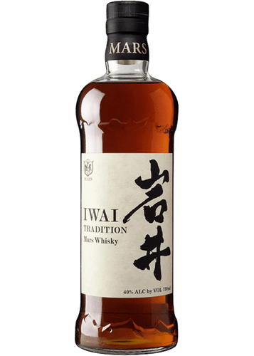 Iwai Tradition Mars Japanese Whisky (750ml Bottle)