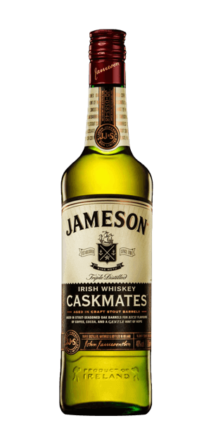 Jameson Caskmates Stout Edition Irish Whisky (1L Bottle)