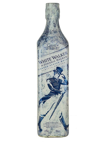 Johnnie Walker Blended Scotch Whiskey Limited Edition White Walker (750ml)