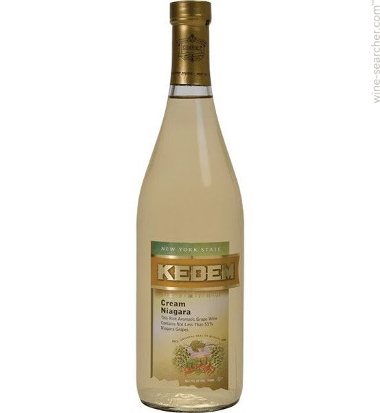 Kedem Cream Niagara White Sweet Wine (750ml)