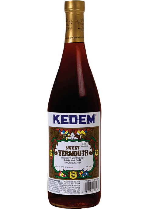 Kedem Sweet Vermouth (750ml)