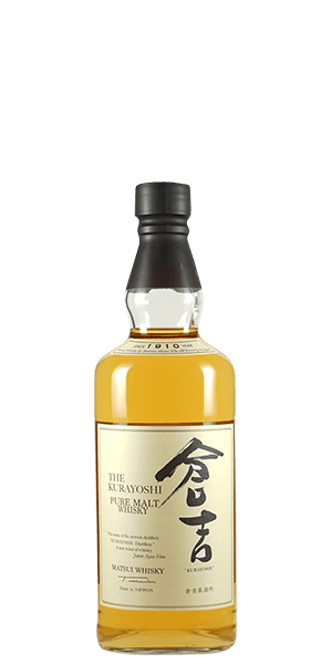 Kurayoshi Malt Japanese Whiskey (750ml)