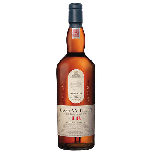Lagavulin Single Malt Scotch Whisky 16 Years (750ml)