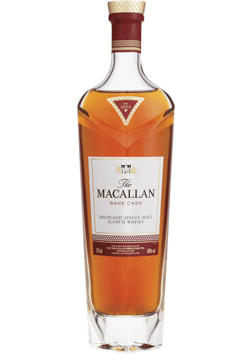 Macallan Highland Single Malt Scotch Whiskey - Rare Case (750ml)