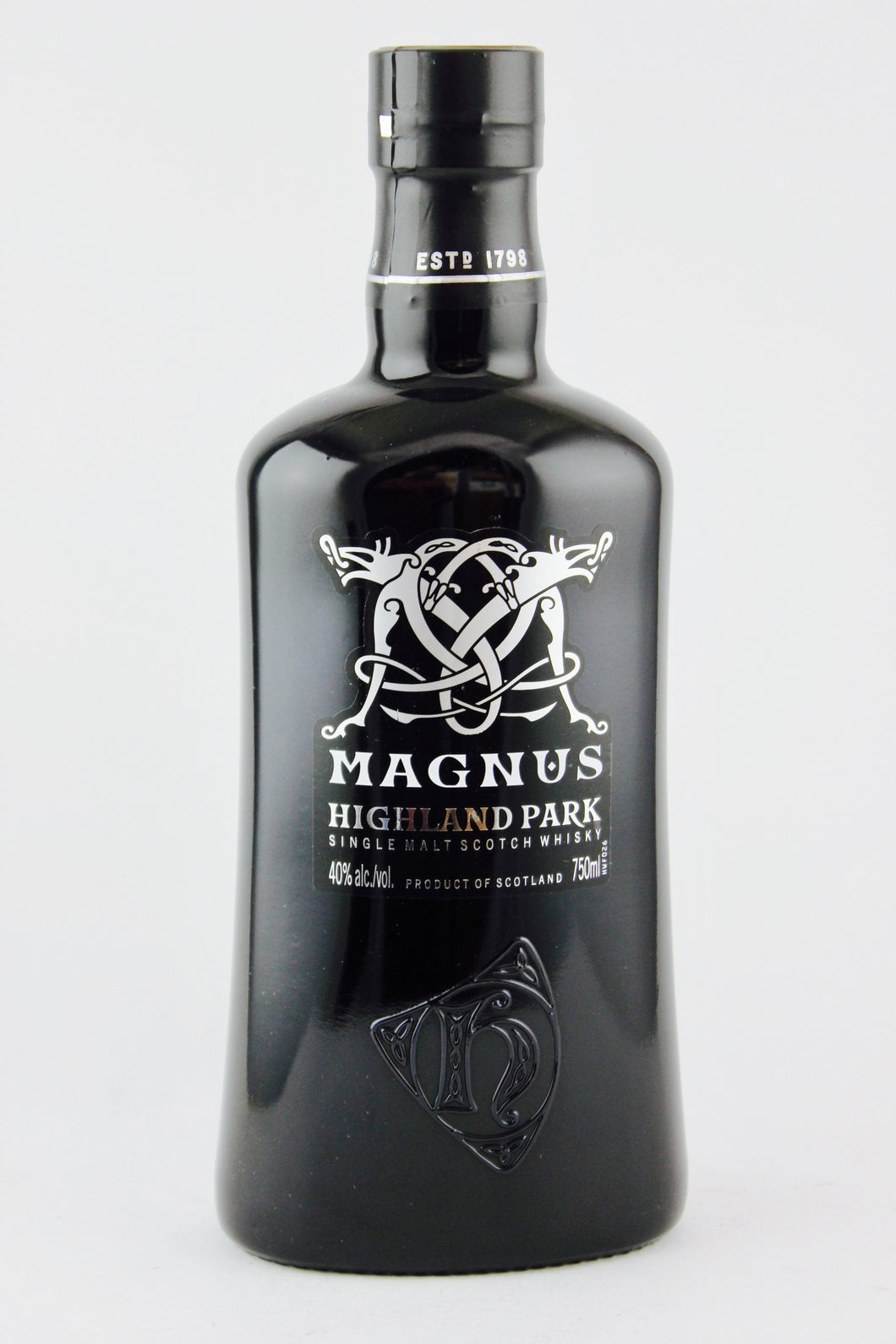 Magnus Highland Park Single Malt Scotch Whisky (750ml Bottle)