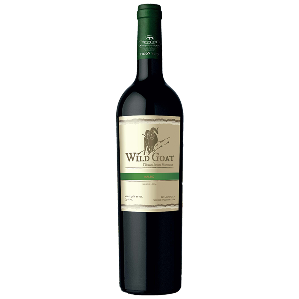 Wild Goat Malbec 2018 Red Wine