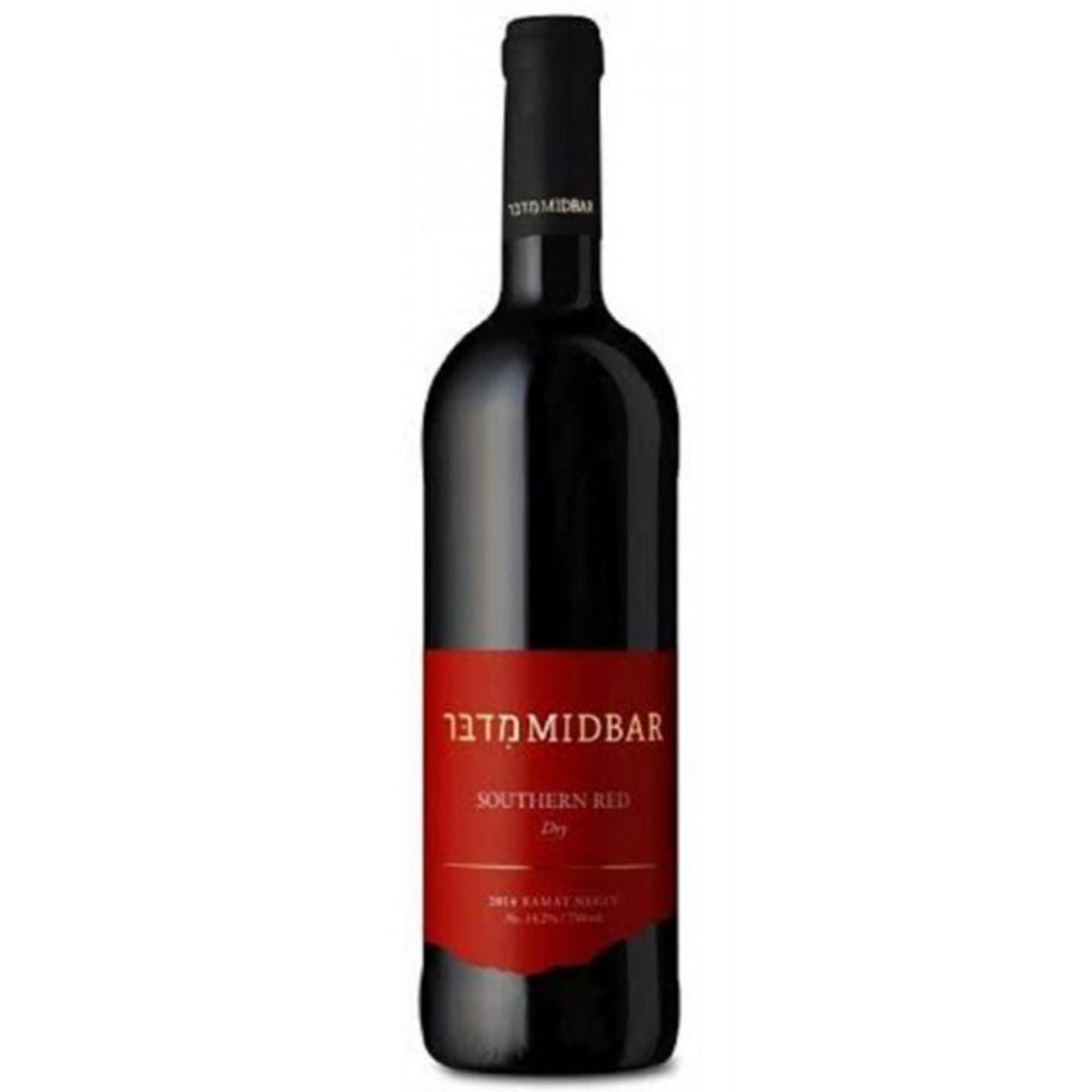 Midbar Southern Red Dry 2014 (750ml)