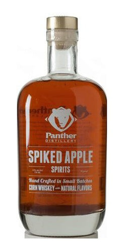 Panther Distillery Spiked Apple Corn Whisky (750ml Bottle)