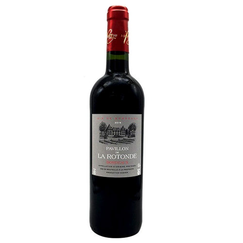 Pavillon de la Rotonde Bordeaux 2014 Kosher Red Wine - (750ml)